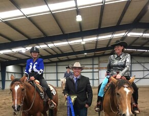 Proud Sponsors of NZ Reining Horse Association