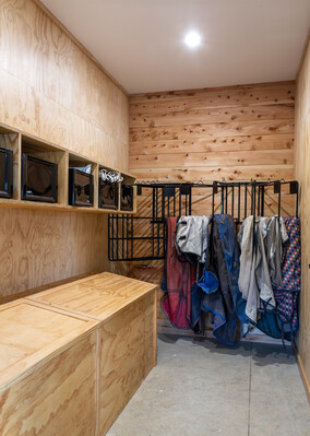 Tack Room Inspiration by Harrison Lane