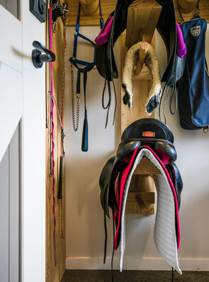 Tack Room By Harrison Lane